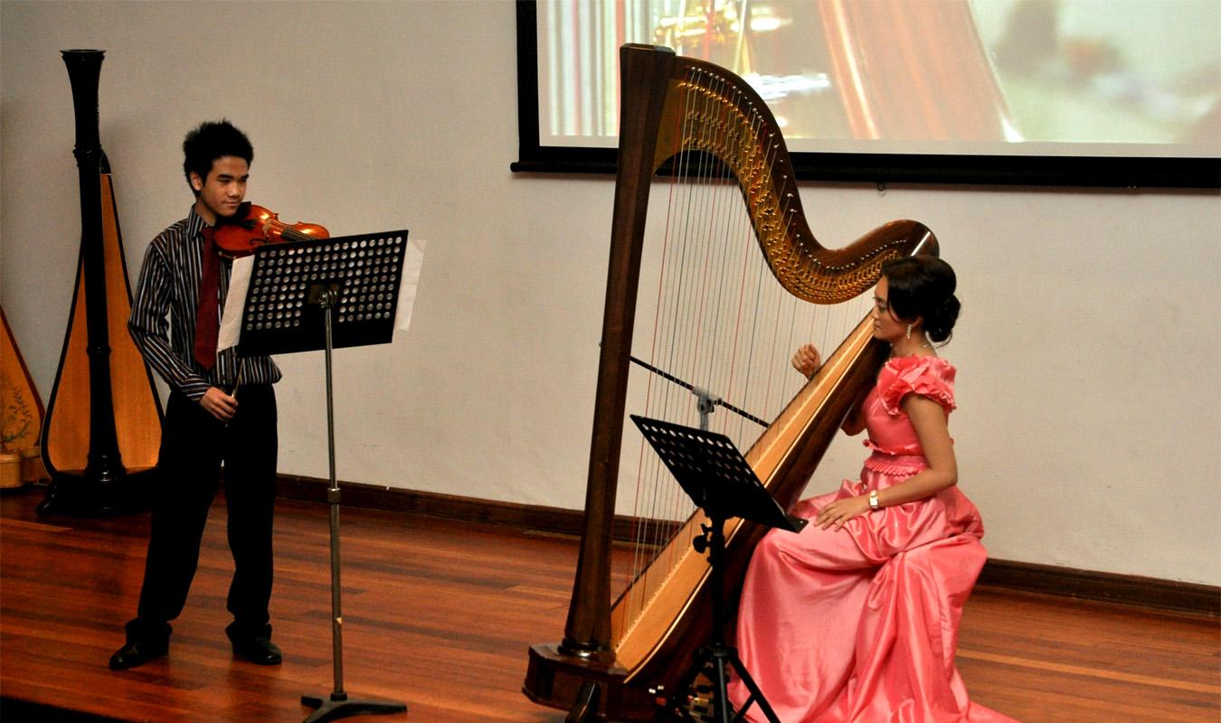 Harp Journey 4
